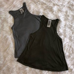Lot of 2 Free People 'Long Beach' Tanks